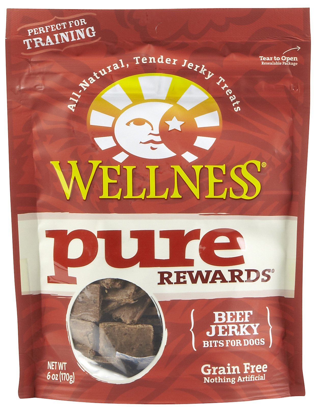 Pure Rewards Beef Jerky