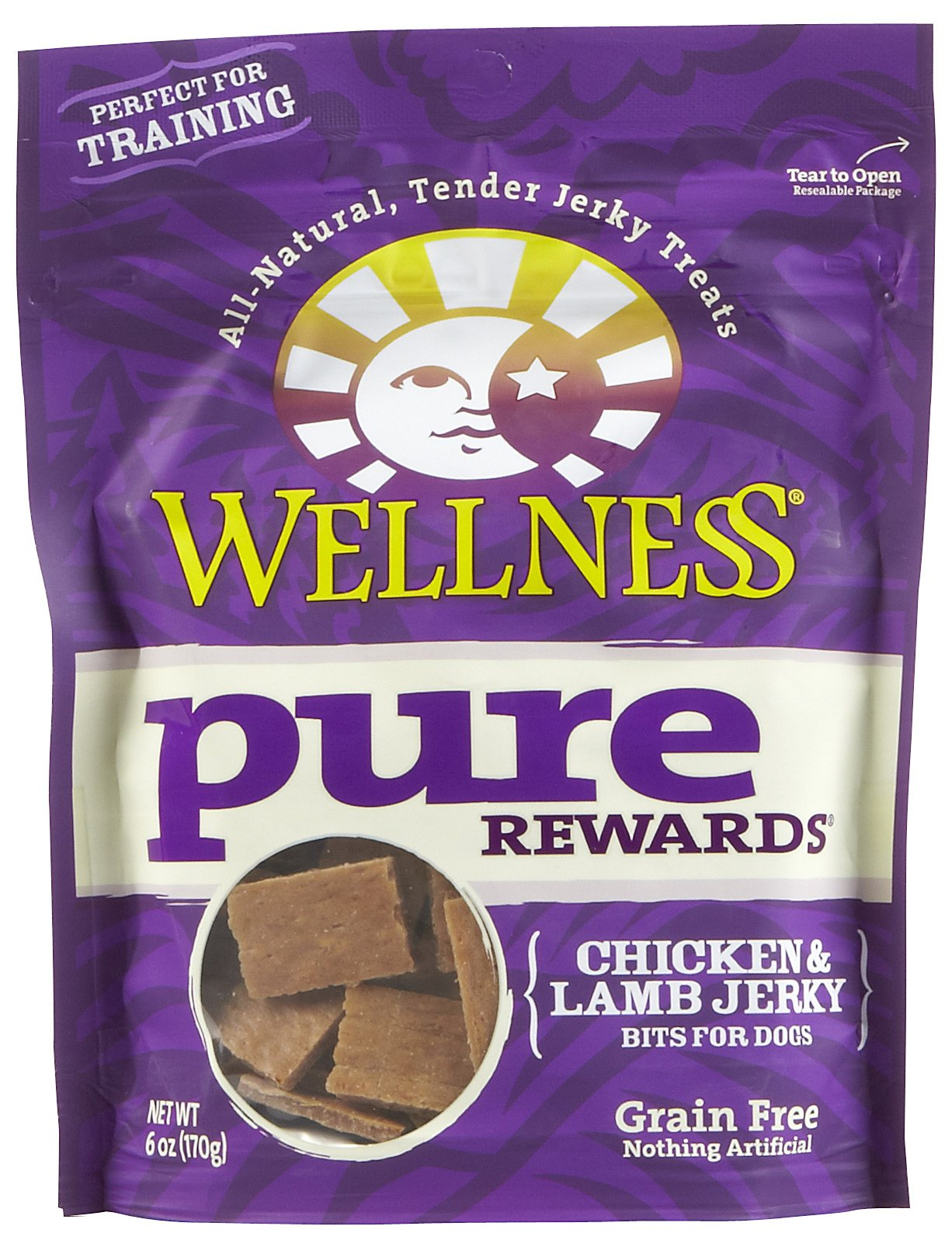 Pure Rewards Chicken & Lamb Jerky