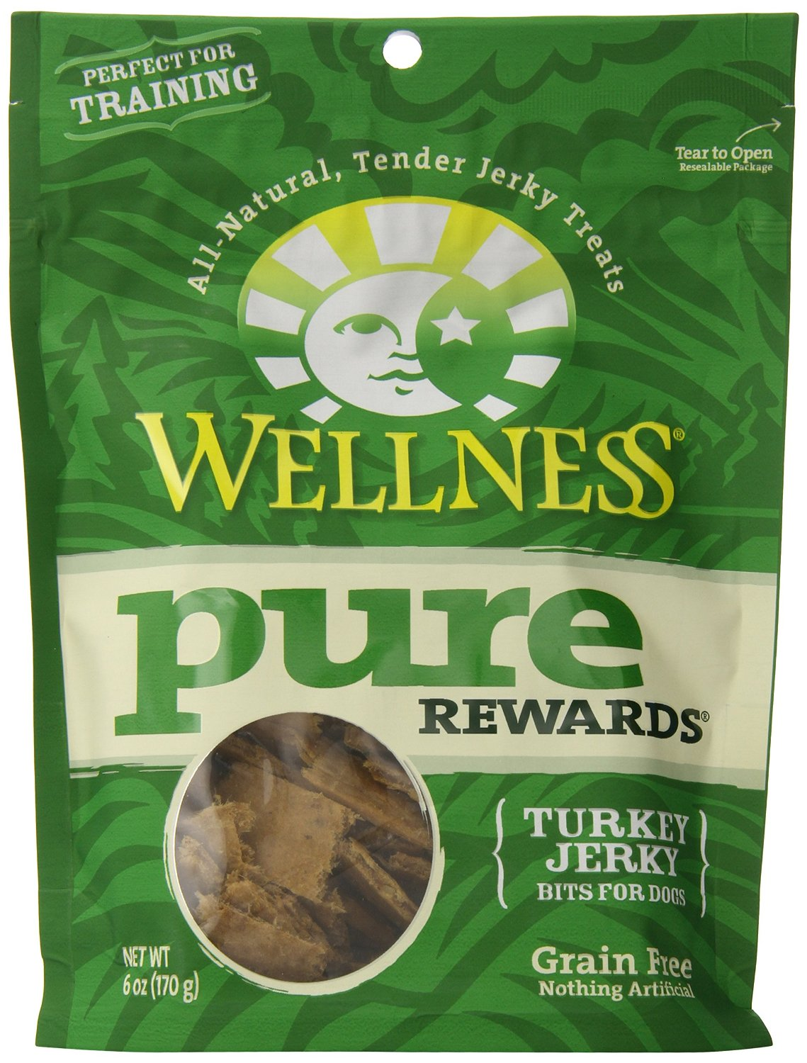 Pure Rewards Turkey Jerky