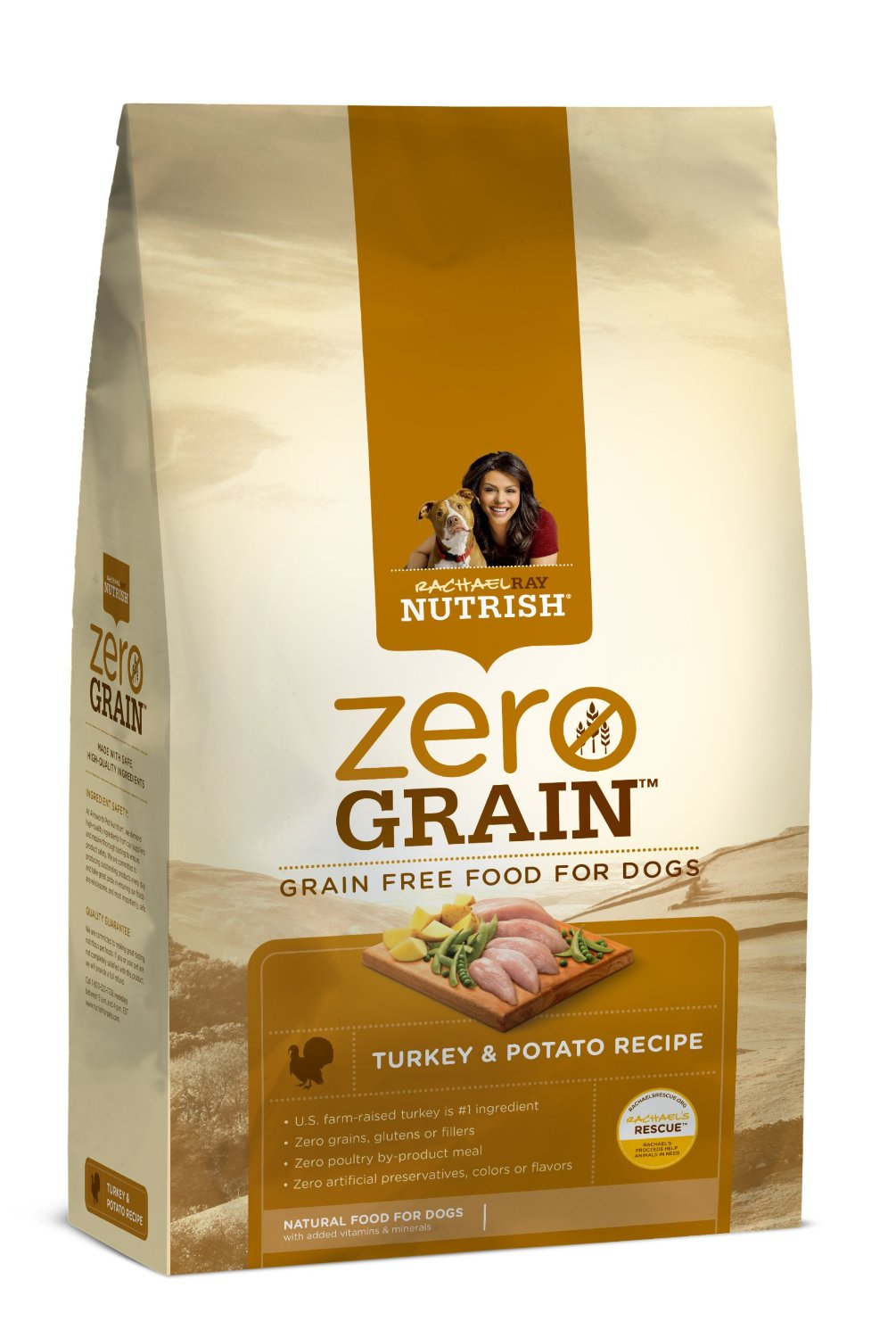 Rachel Ray Zero Grain Dog Food & Treats