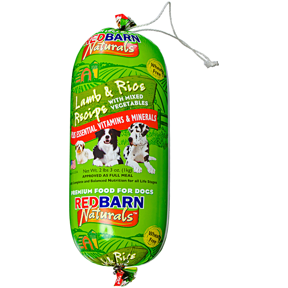 Redbarn Lamb & Rice Dog Food