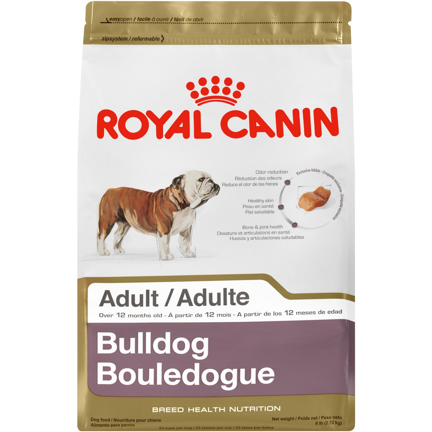 Royal Canin Bulldog Dog Food