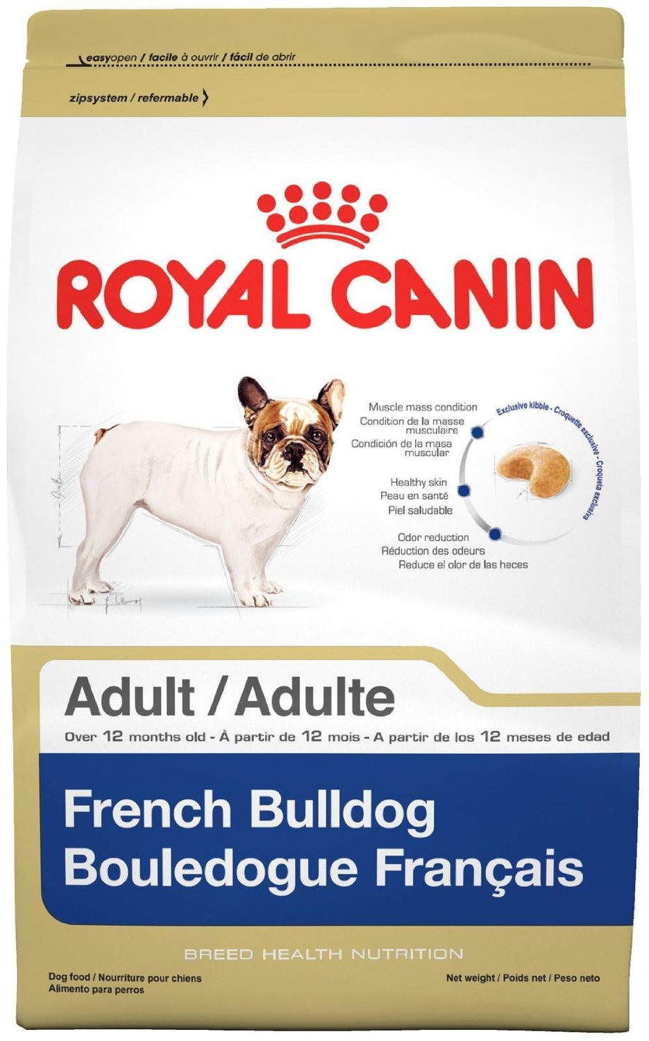 Royal Canin French Bulldog Dog Food
