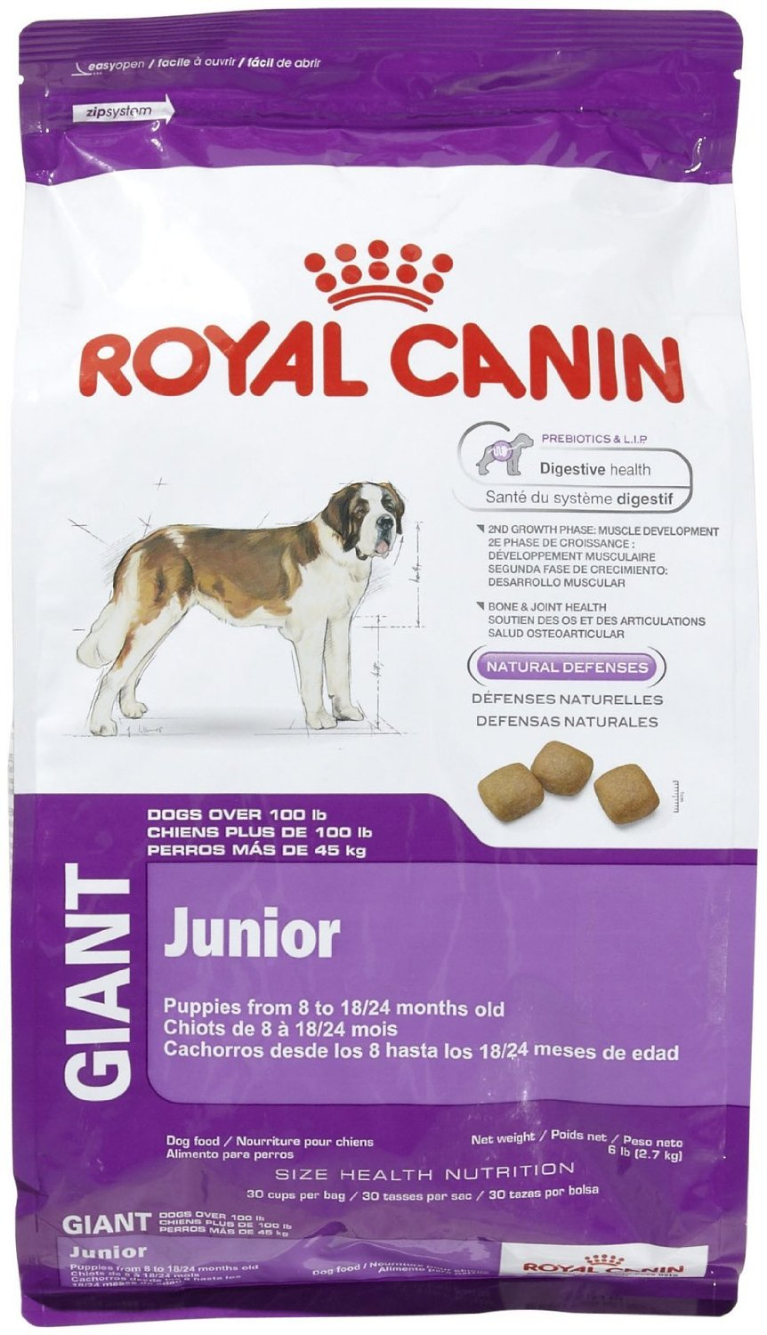 Royal Canin Junior Dog Food
