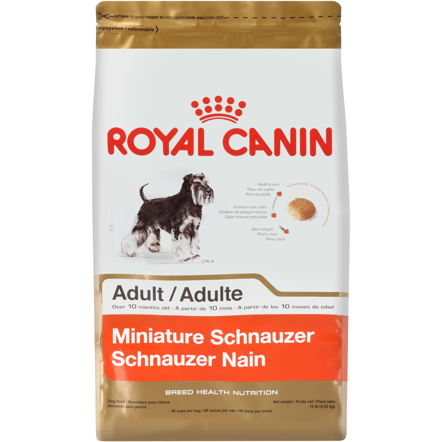 Royal canin miniature schnauzer 7 5