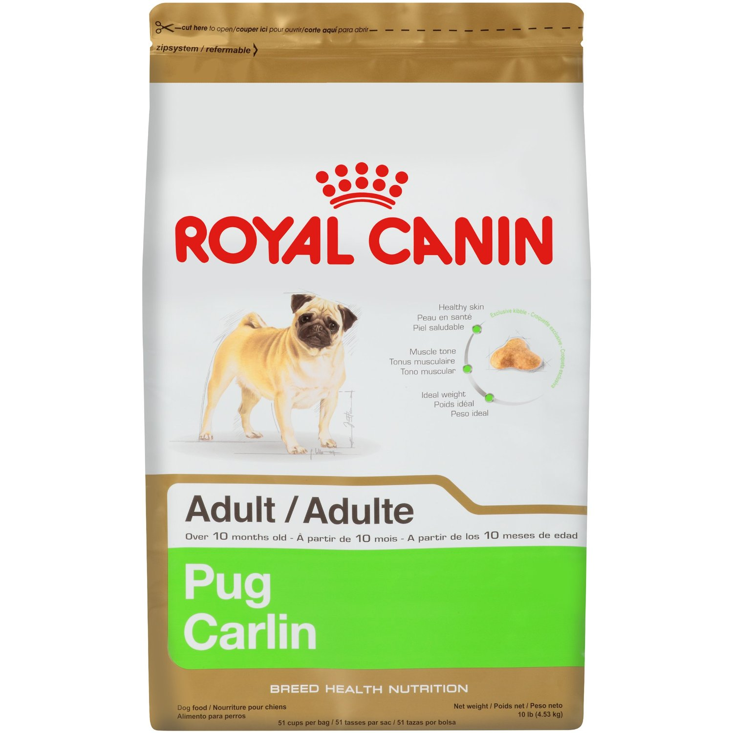 Royal Canin Pug Dog Food