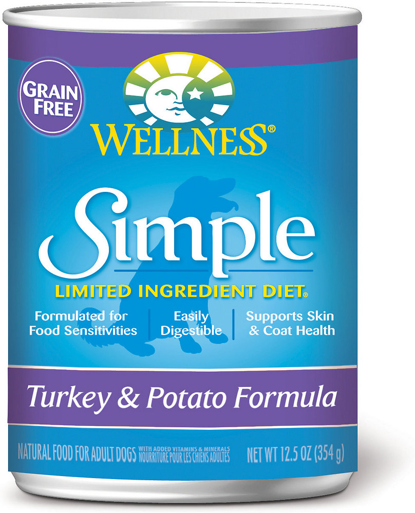 Simple Grain-Free Turkey & Potato Formula