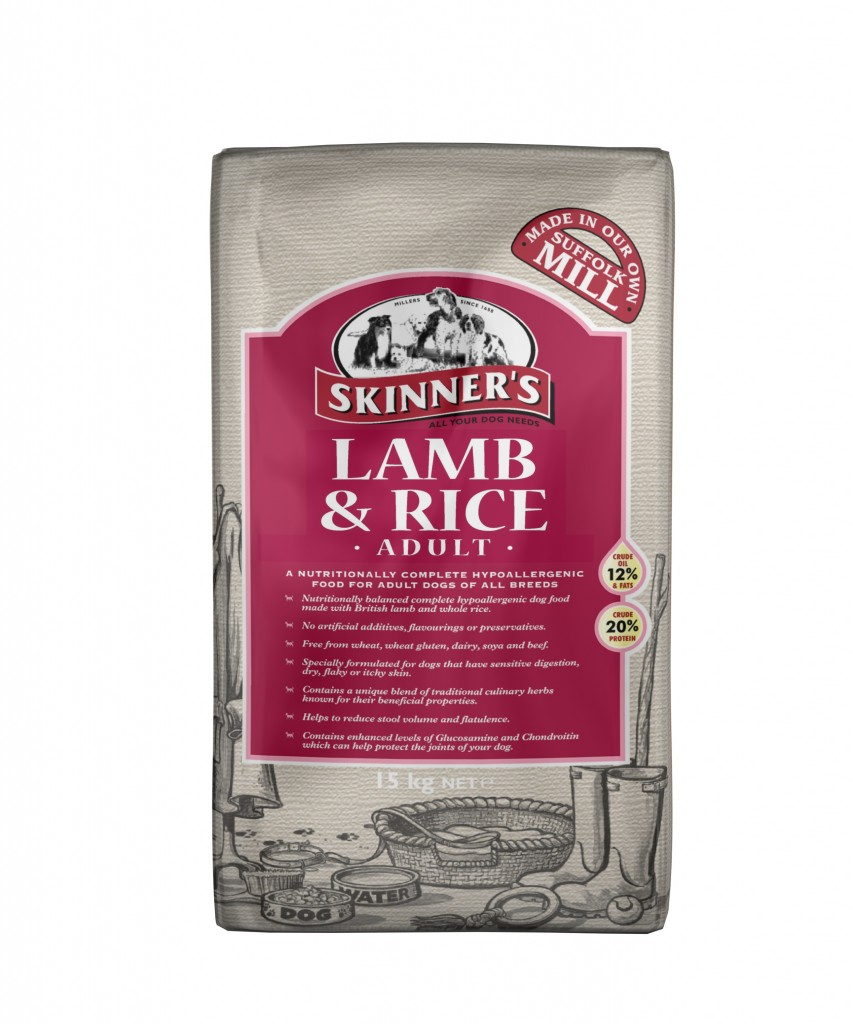 Skinner's Lamb & Rice Dog Food