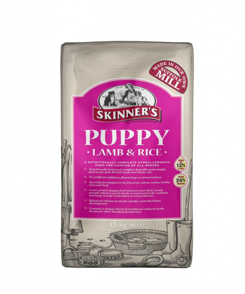 Skinner's Puppy Lamb & Rice Dog Food