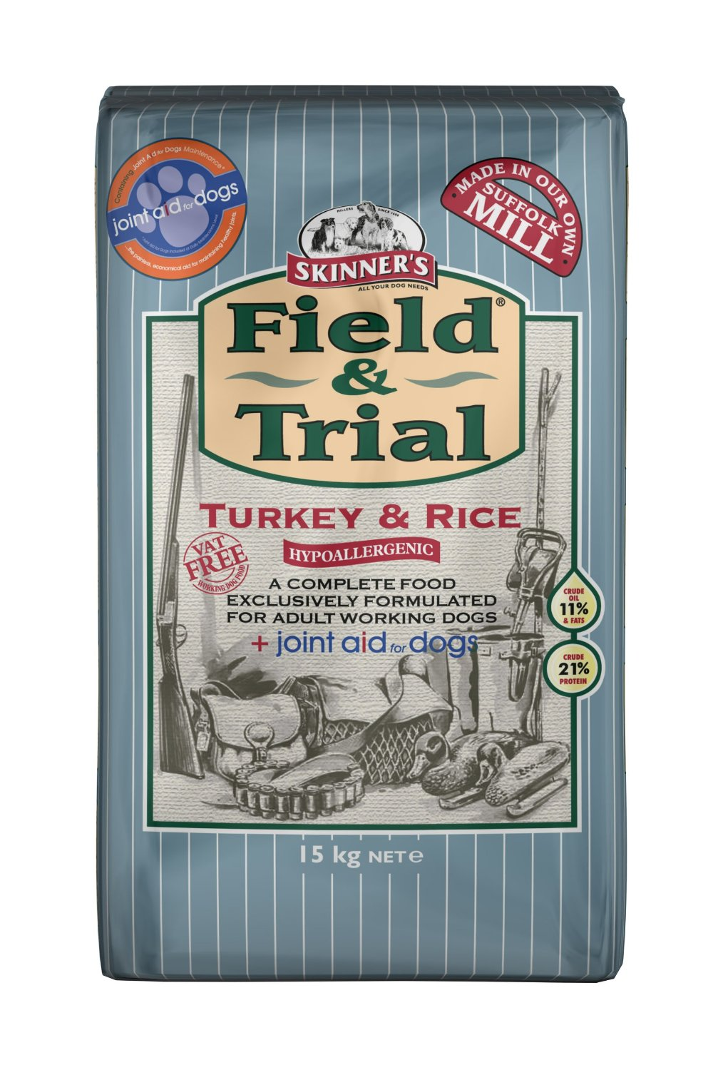 Skinner's Turkey & Rice Dog Food