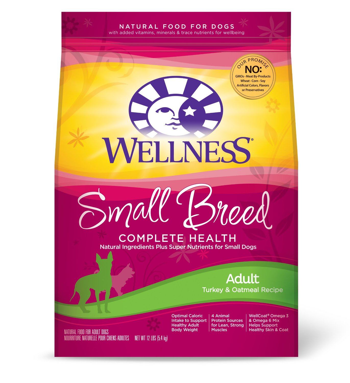 Small Breed Complete Health Adult Turkey & Oatmeal Recipe