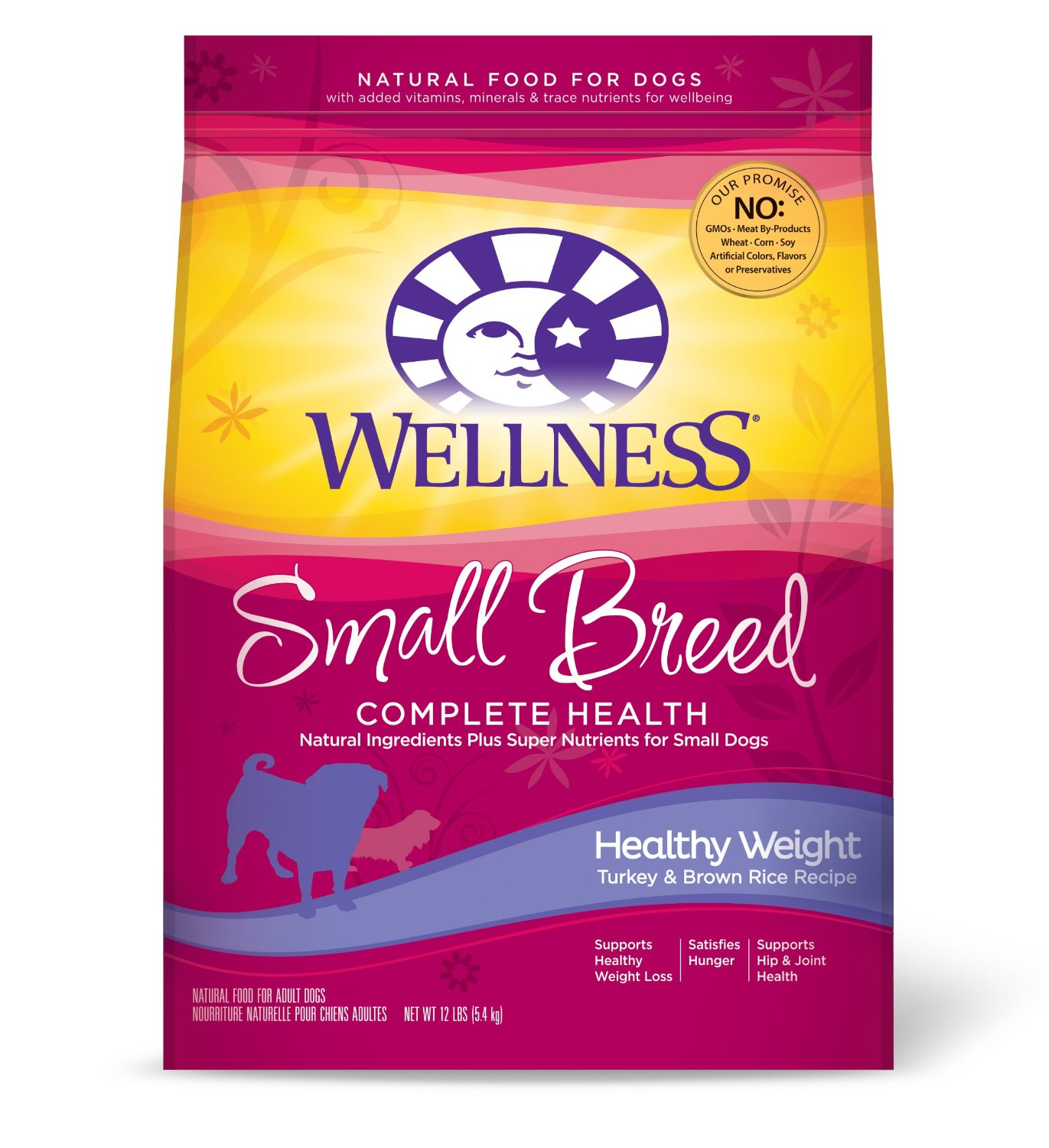 Small Breed Complete Health Healthy Weight Turkey & Brown Rice Recipe