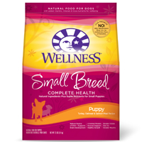 Small Breed Complete Health Puppy Turkey, Oatmeal & Salmon Meal Recipe