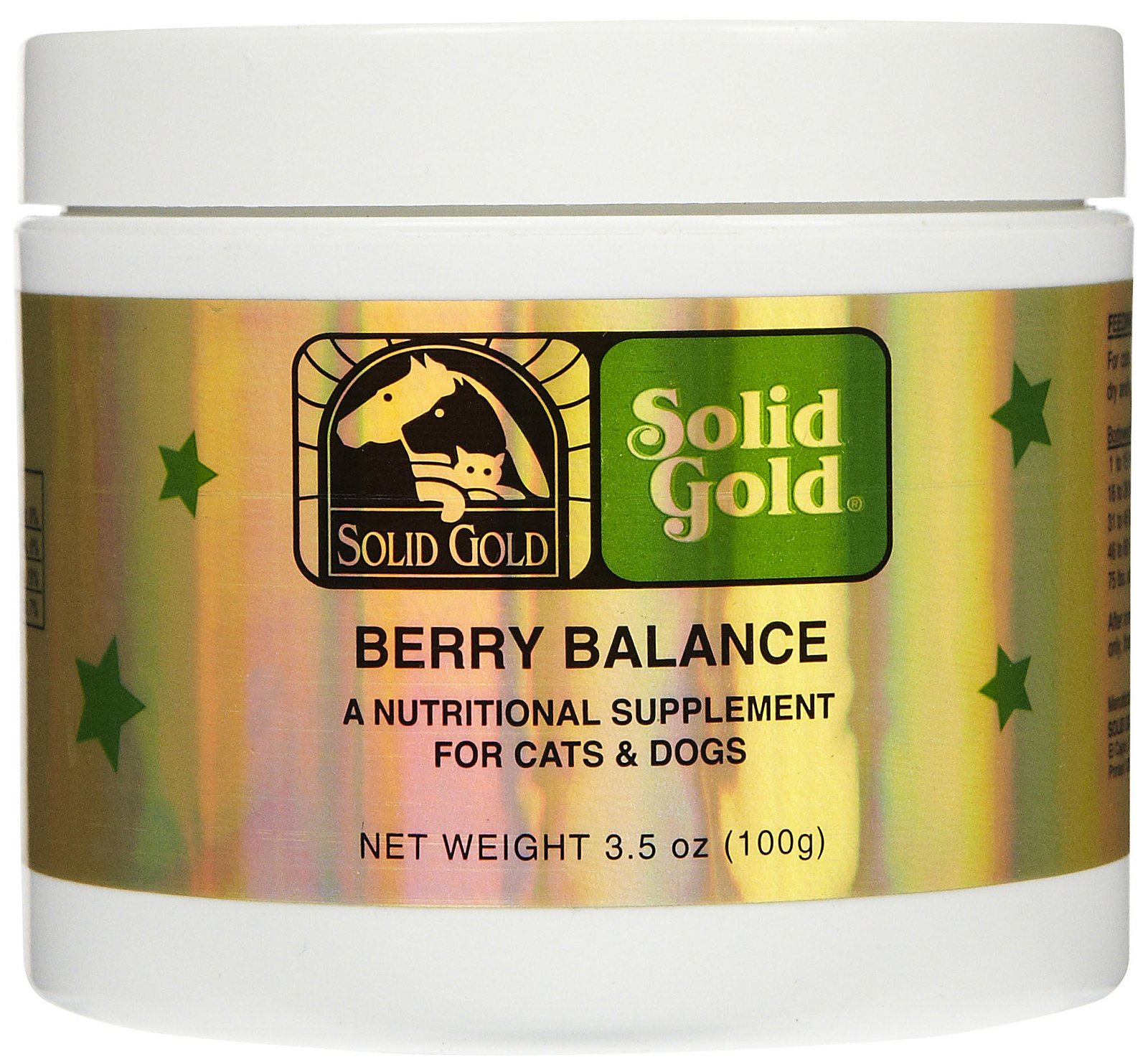 Solid Gold Berry Balance Dog & Cat Supplement