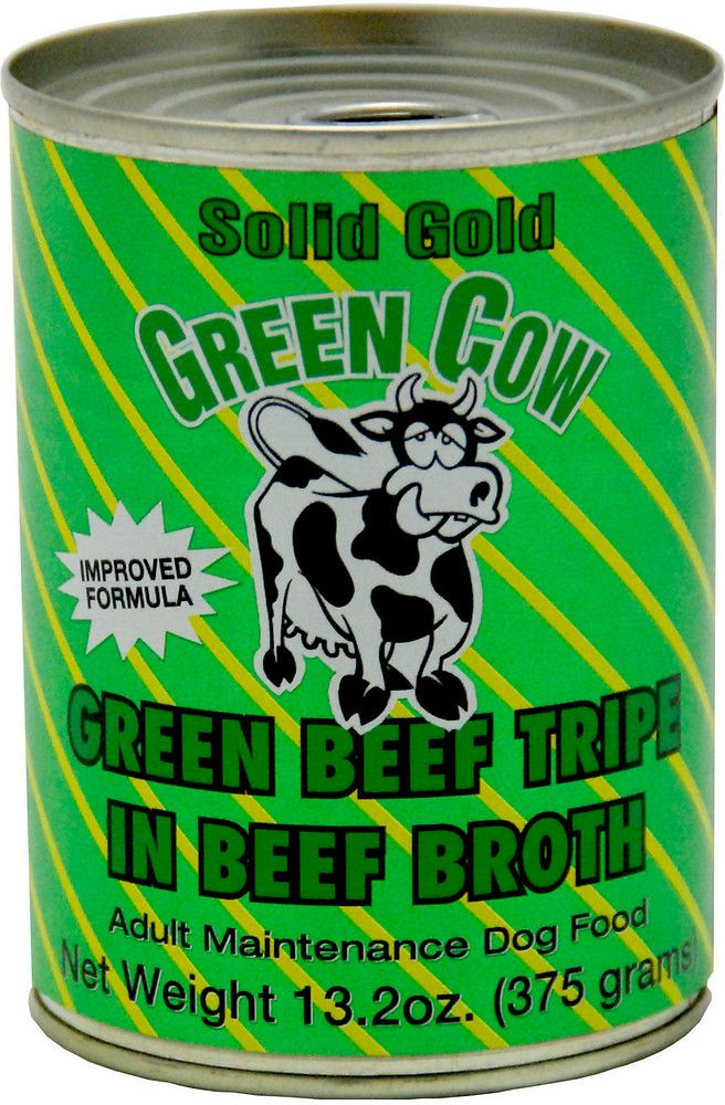 Solid Gold Green Cow Canned Dog Food