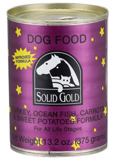 Solid Gold Howling at the Stars Canned Dog Food