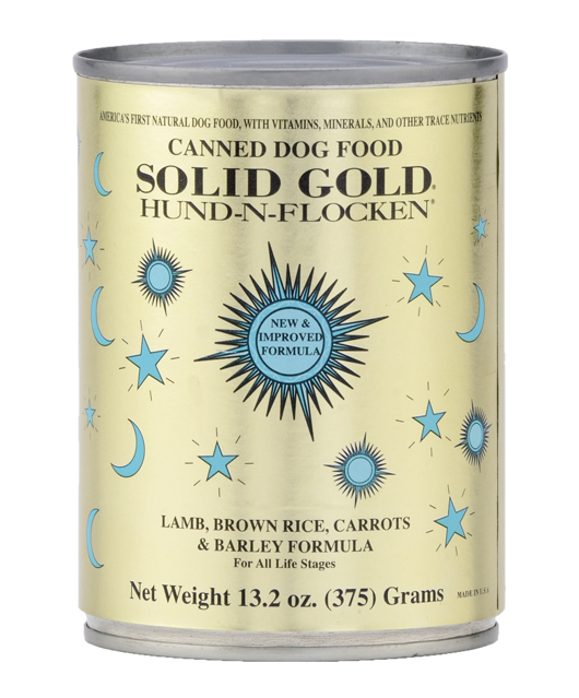 Solid Gold Hund-n-Flocken Canned Dog Food
