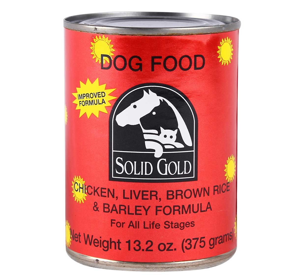Solid Gold Star Chaser Canned Dog Food