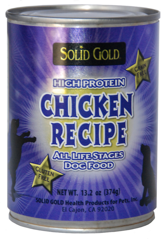 Solid Gold Sun Dancer Canned Dog Food