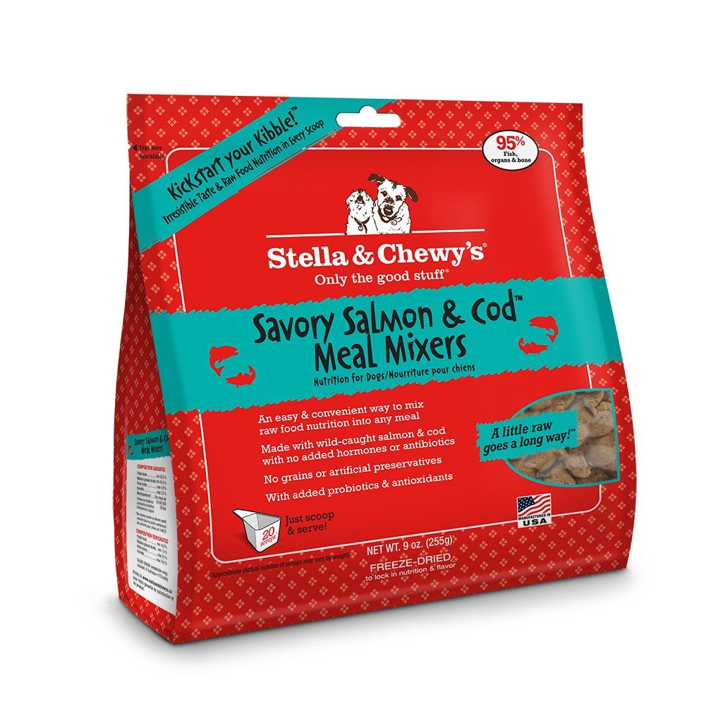 Stella & Chewy's Dog Mixers Salmon & Cod