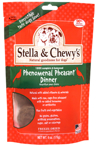 Stella & Chewy's Pheasant Dog Dinners