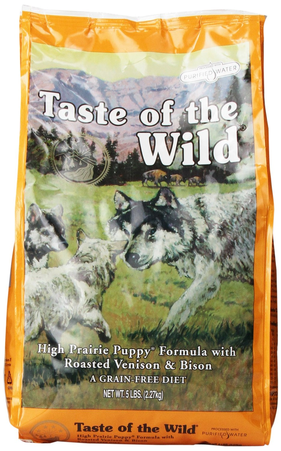 Taste of the Wild High Prairie Puppy Formula Dog Food