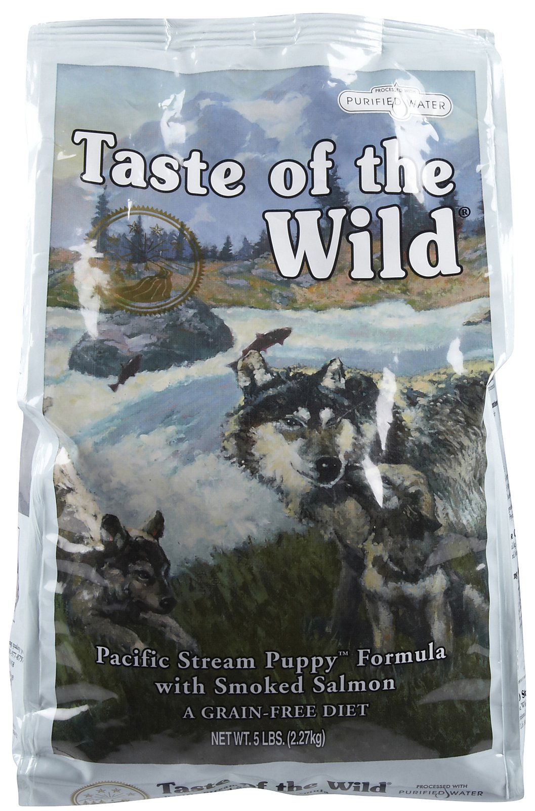Taste of the Wild Pacific Stream Puppy Formula Dog Food