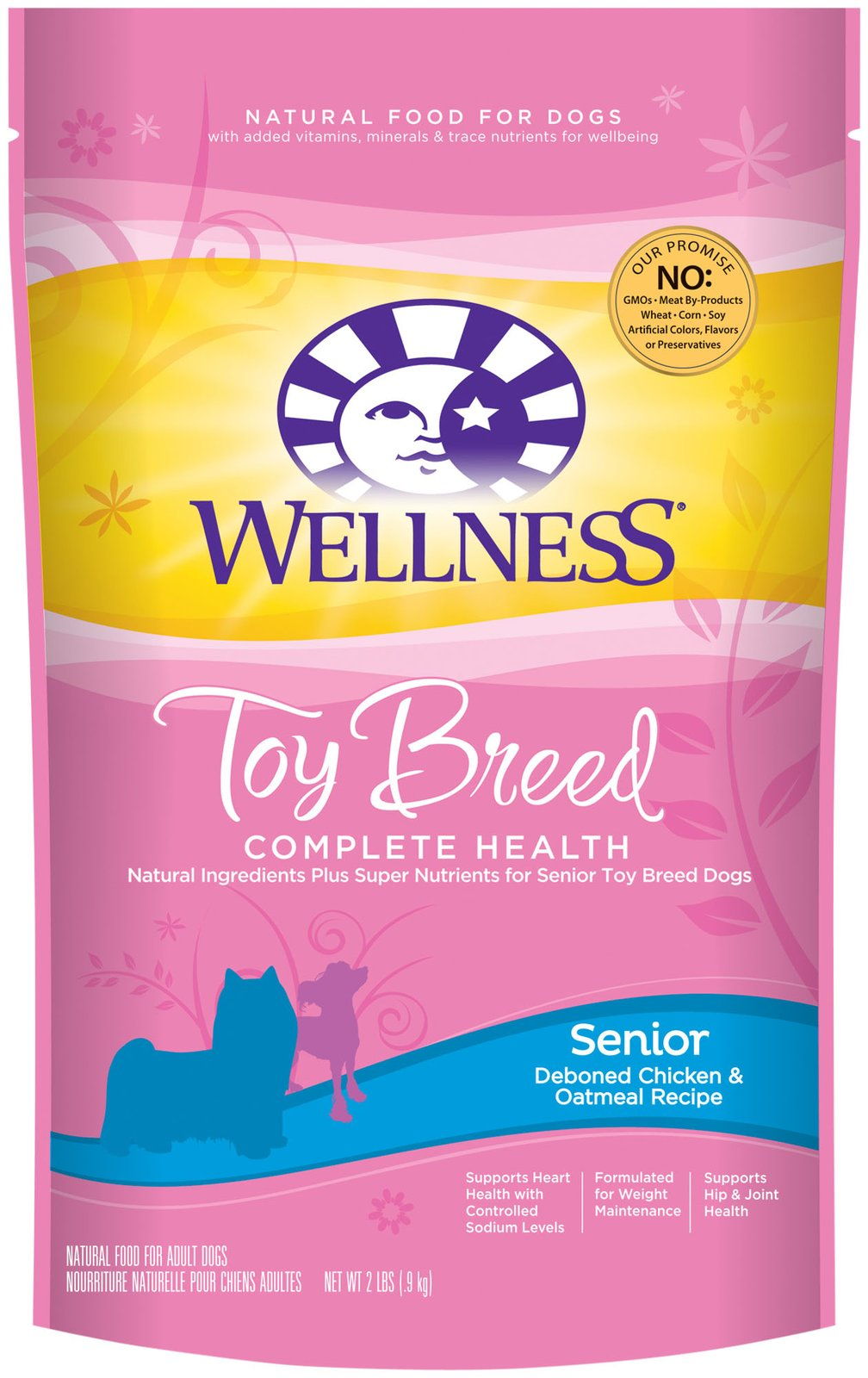 Toy Breed Complete Health Senior Deboned Chicken & Oatmeal Recipe