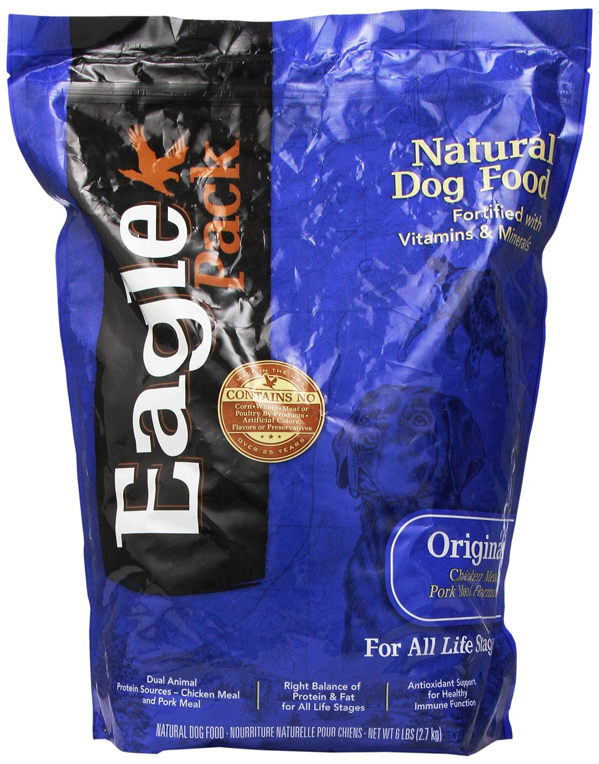 View All Eagle Pack Dog Foods