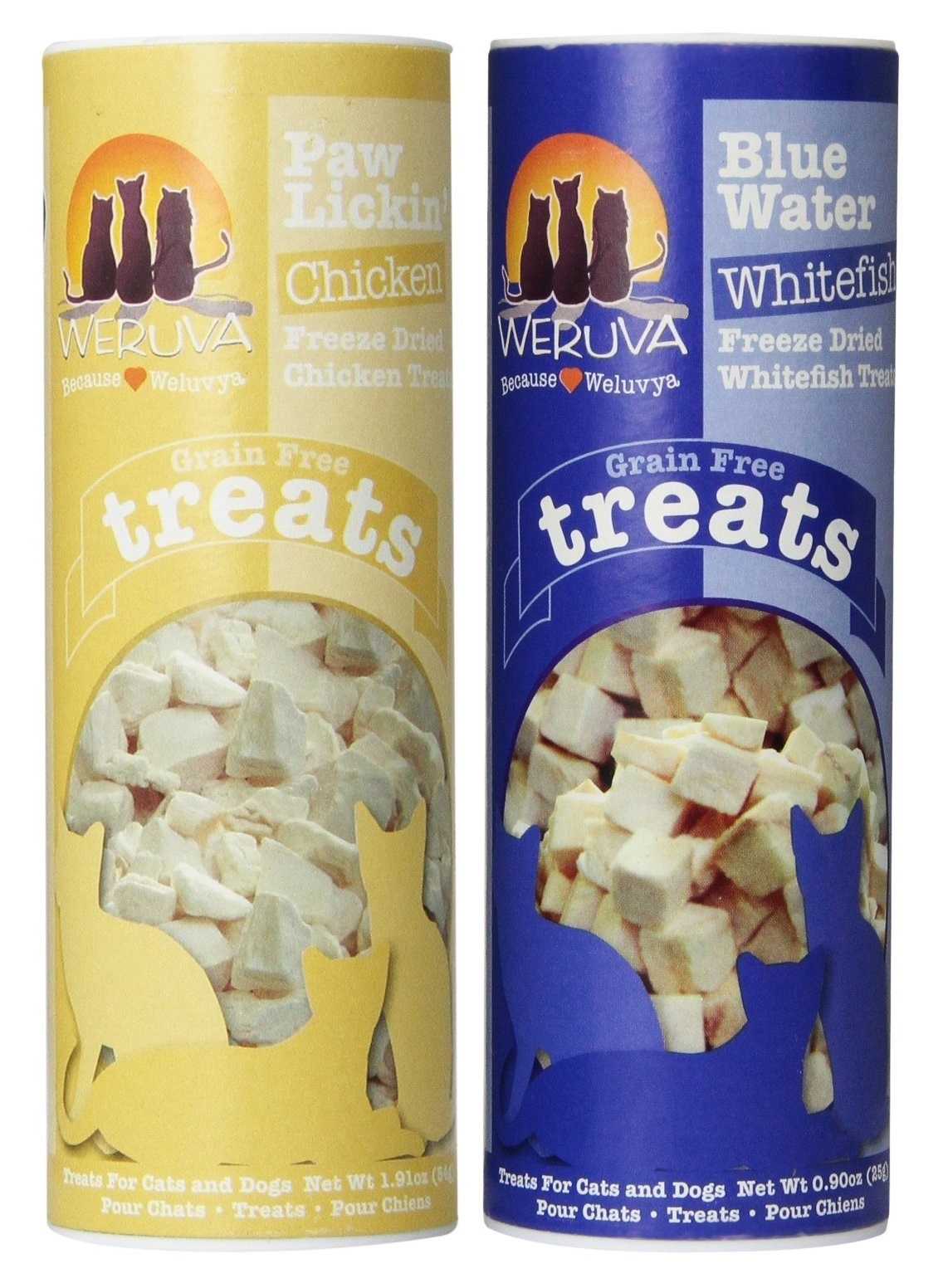 Weruva Dog Treats