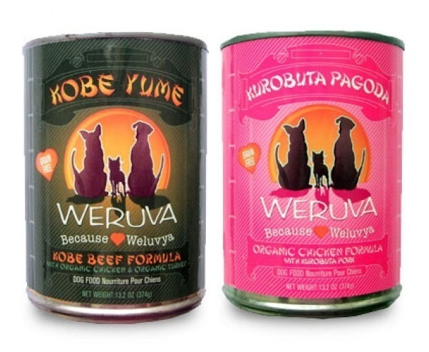 Weruva Kobe Kurobuta Dog Food