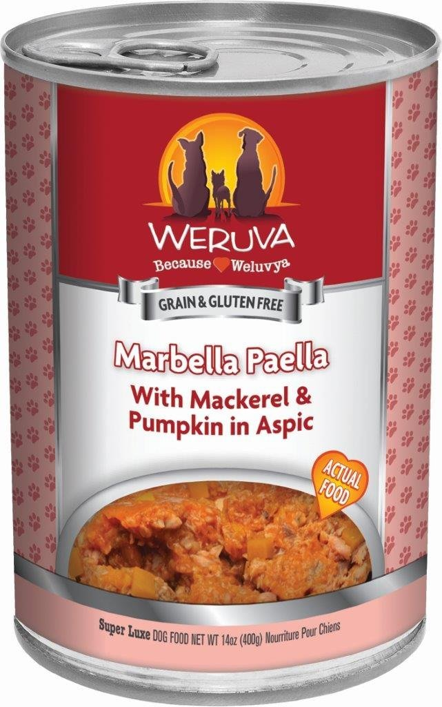 Weruva Marbella Paella Dog Food
