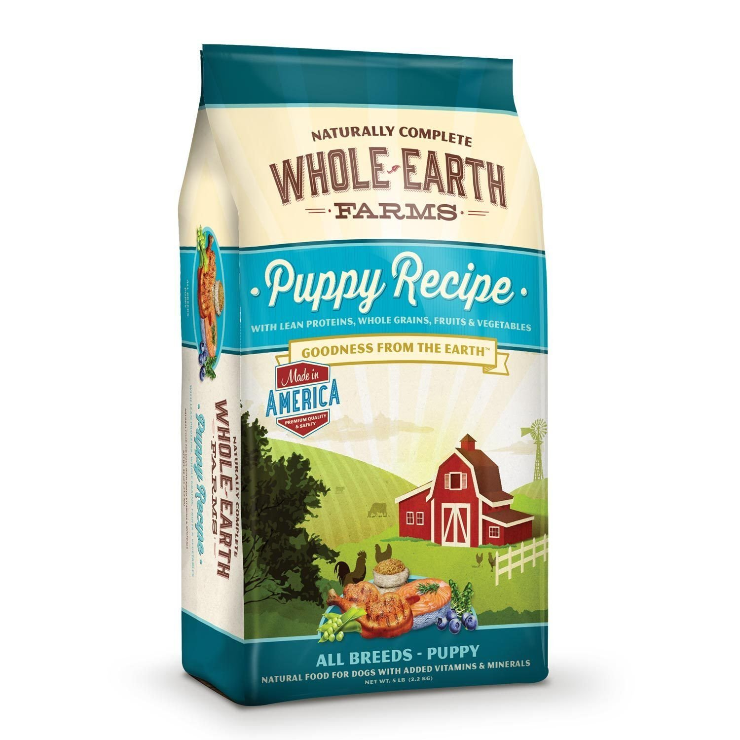Whole Earth Farms Puppy Dry Dog Food