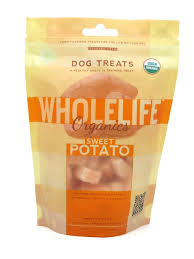 Whole Life Organic Dog Treats