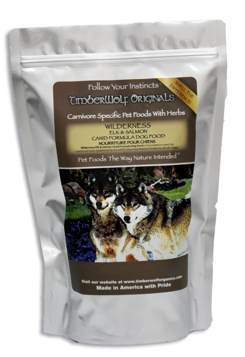 Wilderness Elk Originals Canine Formula Dog Food