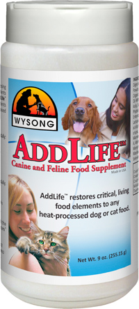 Wysong AddLife Dog Supplement