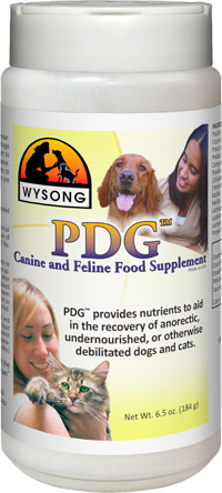 Wysong PDG Dog Supplement