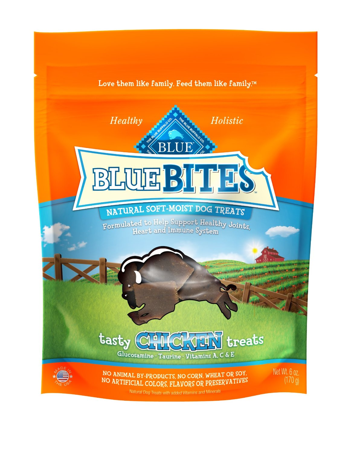 Best Selling Organic & Natural Dog Treats