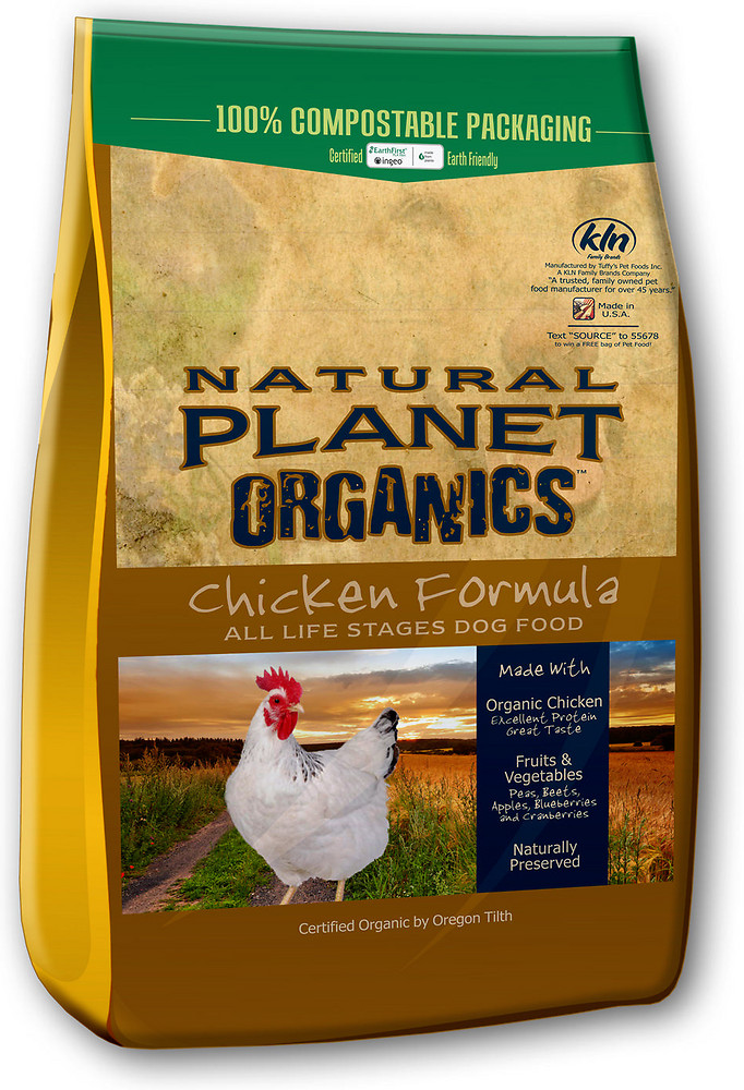 Natural Planet Organics Food for Dogs