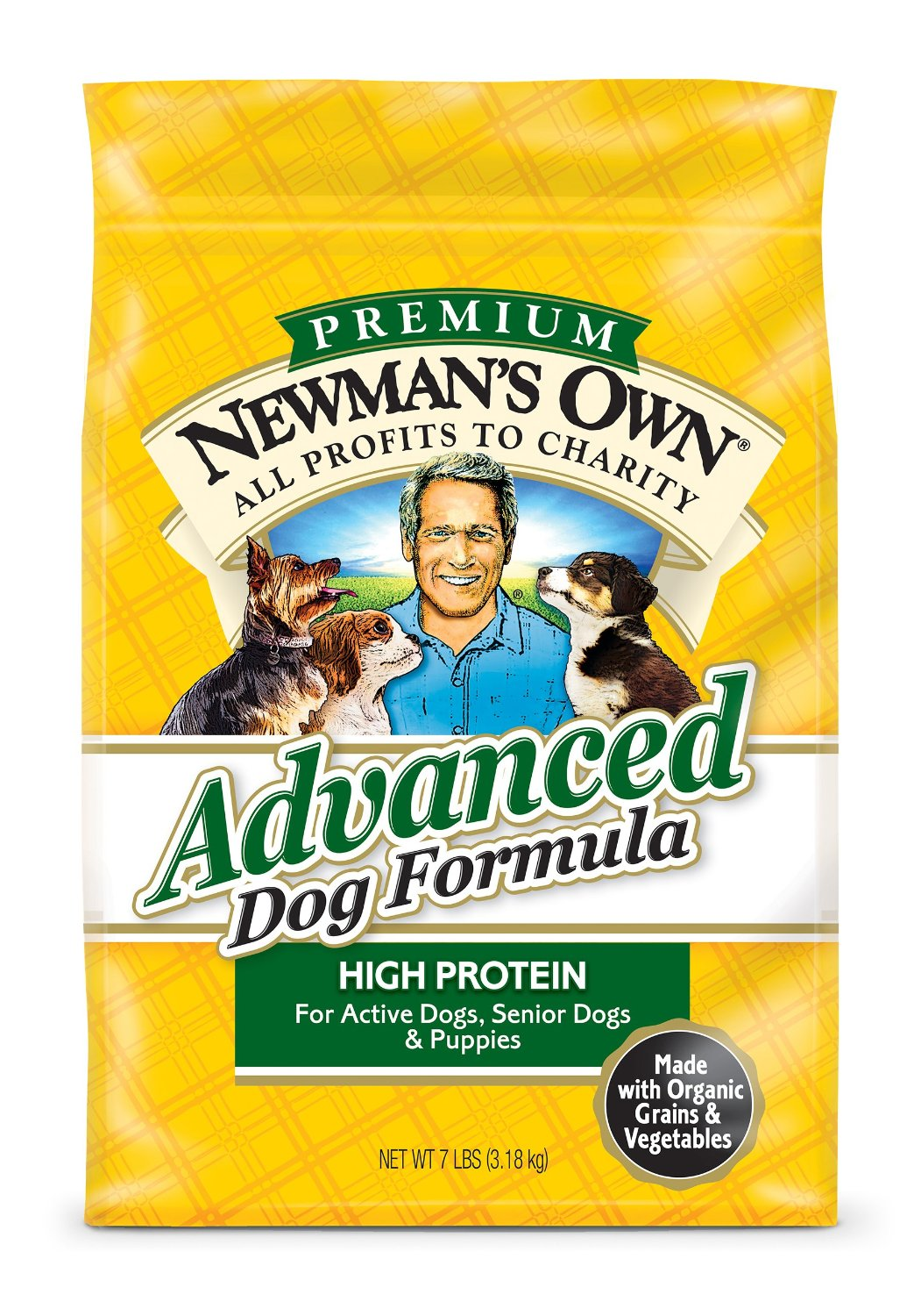 Newman's Own Organics Dog Dogs