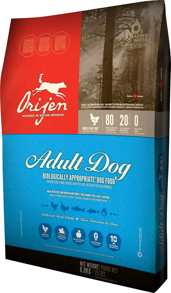 Only Natural Pet Grain-Free Dog Food