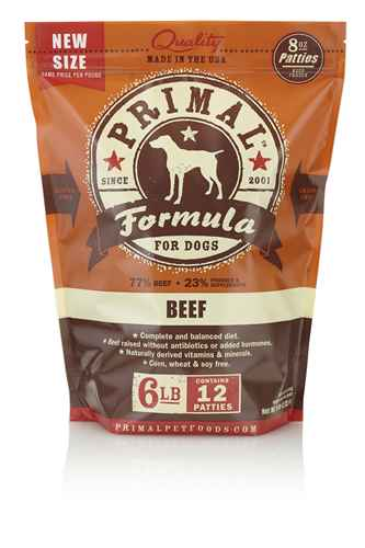 Only Natural Pet Raw Dog Food