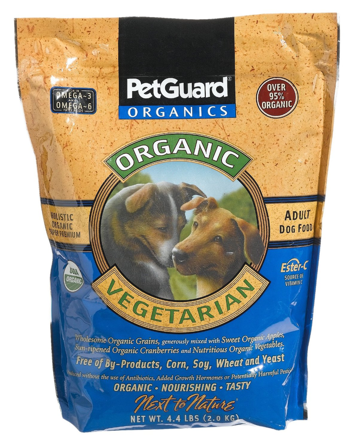 PetGuard Organics Dog Food