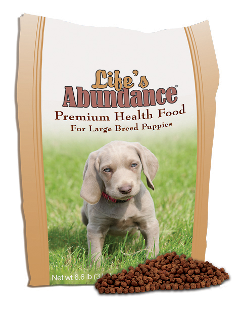 View All Life's Abundance Dog Food, Treats, & Supplements