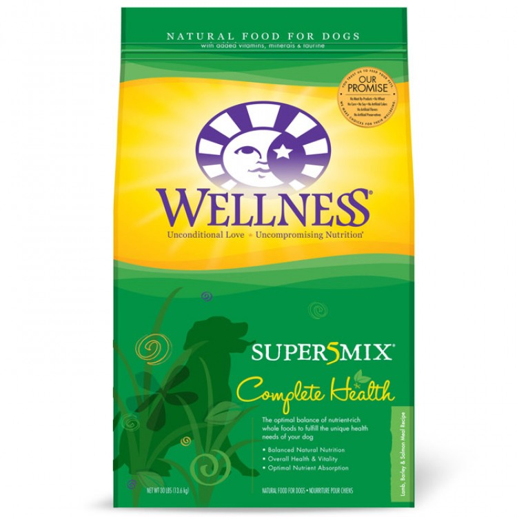 View All Wellness Wet Dog Food & Treats