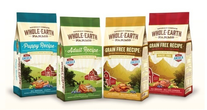 View All Whole Earth Farms Dog Food