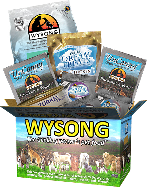 View All Wysong Natural Dog Products